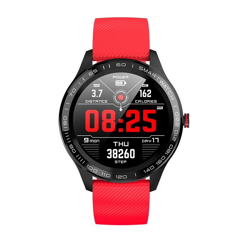 L9 Smart watch with Precision sleep monitoring